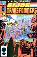 GI Joe and the Transformers (1987) 2