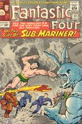 Fantastic Four (1961 1st Series) 33