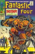 Fantastic Four (1961 1st Series) 68