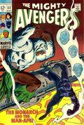 Avengers (1963 1st Series) 62