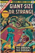 Giant Size Doctor Strange (1975) 1