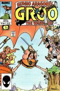 Groo the Wanderer (1985 Marvel) 4
