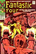 Fantastic Four (1961 1st Series) 81