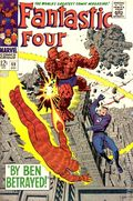 Fantastic Four (1961 1st Series) 69