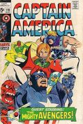 Captain America (1968 1st Series) 116