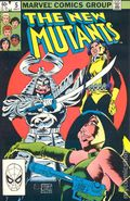 New Mutants (1983 1st Series) 5