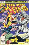 New Mutants (1983 1st Series) 6