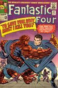 Fantastic Four (1961 1st Series) 42