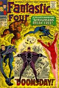 Fantastic Four (1961 1st Series) 59