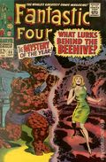 Fantastic Four (1961 1st Series) 66