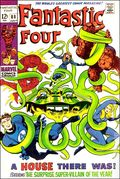 Fantastic Four (1961 1st Series) 88