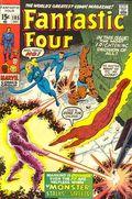 Fantastic Four (1961 1st Series) 105