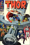 Thor (1962-1996 1st Series Journey Into Mystery) 156