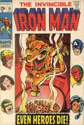 Iron Man (1968 1st Series) 18