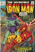 Iron Man (1968 1st Series) 28