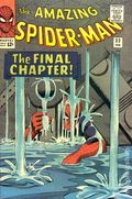 Amazing Spider-Man (1963 1st Series) 33
