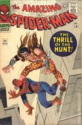 Amazing Spider-Man (1963 1st Series) 34