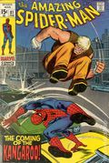 Amazing Spider-Man (1963 1st Series) 81