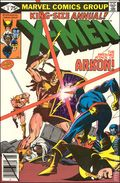 Uncanny X-Men (1963 1st Series) Annual 3