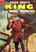 King of the Royal Mounted (1952 Dell) 19