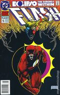 Flash (1987 2nd Series) Annual 5