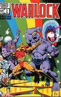 Warlock (1982) Special Edition Reprints 2