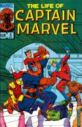 Life of Captain Marvel (1985) 4