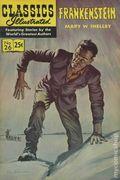 Classics Illustrated 026 Frankenstein 19