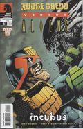 Judge Dredd vs. Aliens Incubus (2003) 1