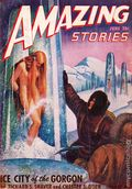 Amazing Stories (1926 Pulp) Volume 22, Issue 6