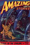 Amazing Stories (1926 Pulp) Volume 22, Issue 1