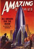 Amazing Stories (1926 Pulp) Volume 21, Issue 4