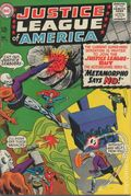 Justice League of America (1960 1st Series) 42