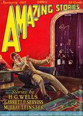 Amazing Stories (1926 Pulp) Volume 1, Issue 10