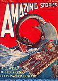 Amazing Stories (1926 Pulp) Volume 1, Issue 3
