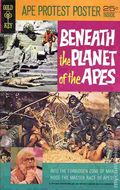 Beneath the Planet of the Apes (1970 Movie Comics) 12N
