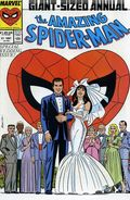 Amazing Spider-Man (1963 1st Series) Annual 21A