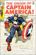 Captain America (1968 1st Series) 109