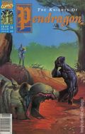 Knights of Pendragon (1990 1st Series) 14