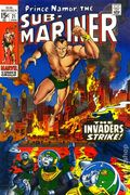 Sub-Mariner (1968 1st Series) 21