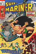 Sub-Mariner (1968 1st Series) 28