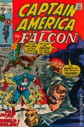 Captain America (1968 1st Series) 136