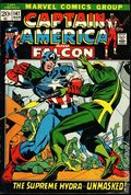 Captain America (1968 1st Series) 147