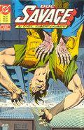 Doc Savage (1987 1st DC Series) 4
