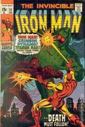 Iron Man (1968 1st Series) 22