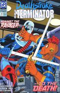Deathstroke the Terminator (1991) 4