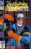 Deathstroke the Terminator (1991) 12