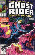 Original Ghost Rider Rides Again (1991) 5