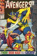 Avengers (1963 1st Series) 51
