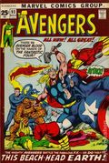 Avengers (1963 1st Series) 93